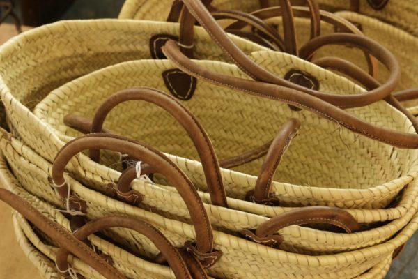 Safi baskets - long handles
