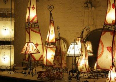 Henna Lamps