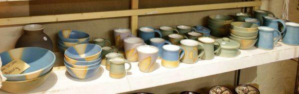 Jim Iveson pottery