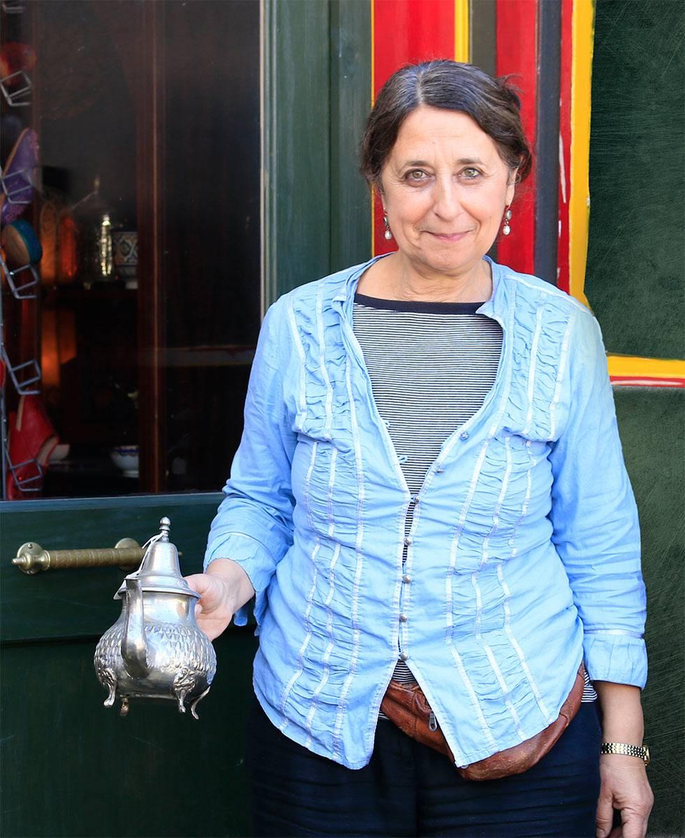 Juliette Leighton - Owner of Golden Fleece Trading Company